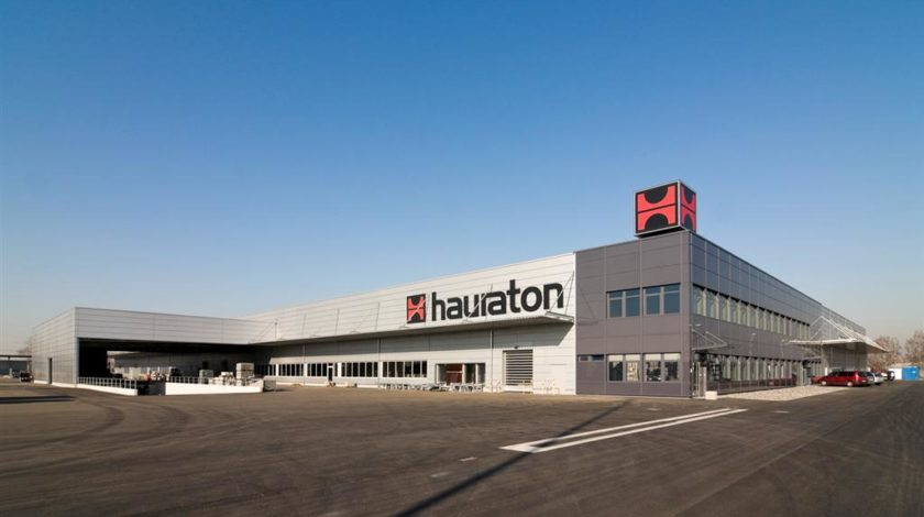 Site de production HAURATON Ötigheim