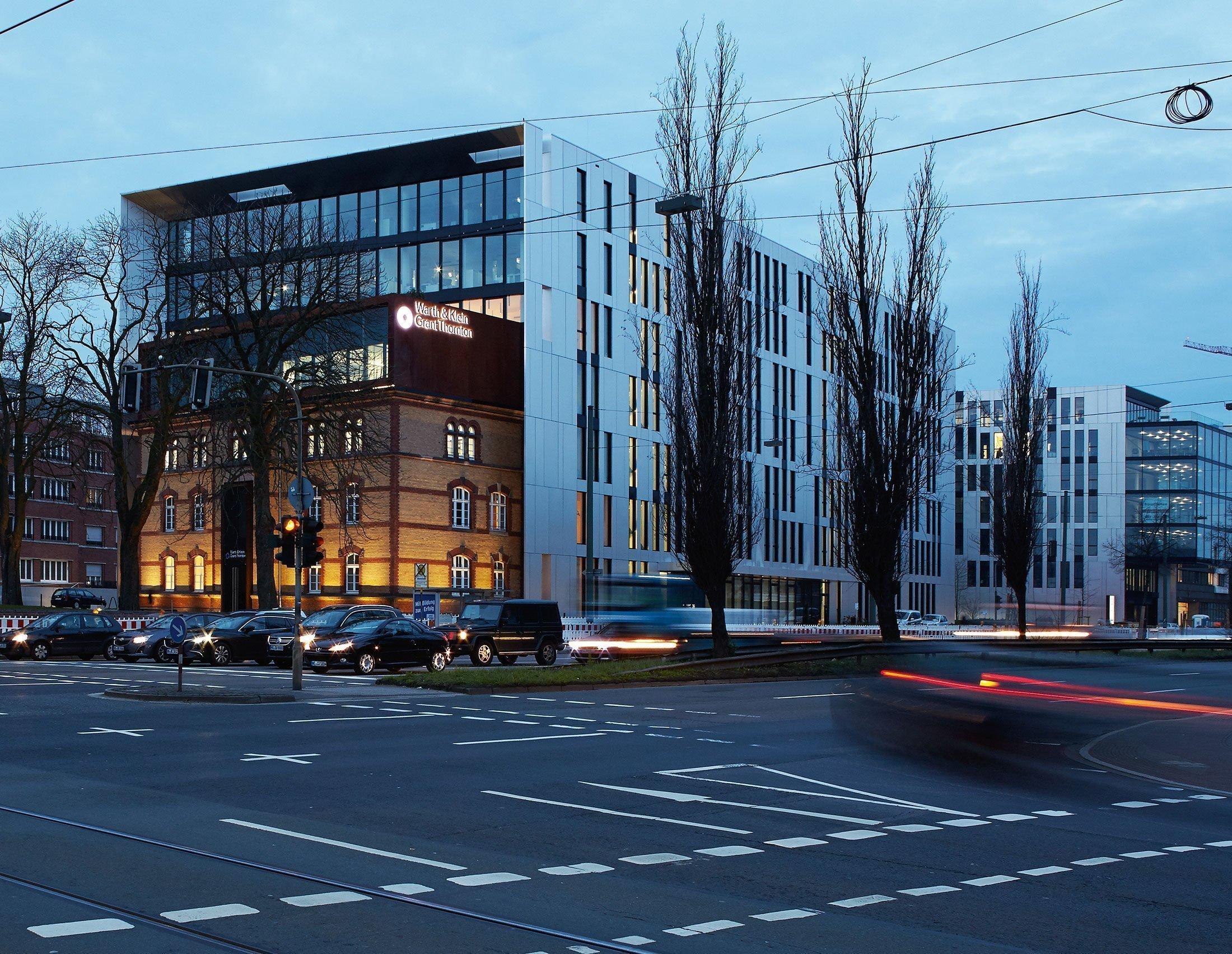 Bürokomplex Clara und Robert Düsseldorf