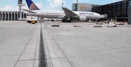 Flughafen Frankfurt Entwässerungssystem von HAURATON