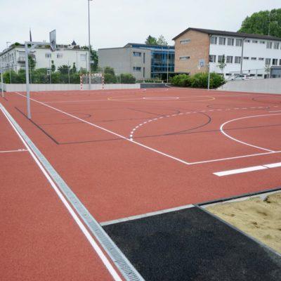Sportanlage Feldstraße in Horn, Schweiz
