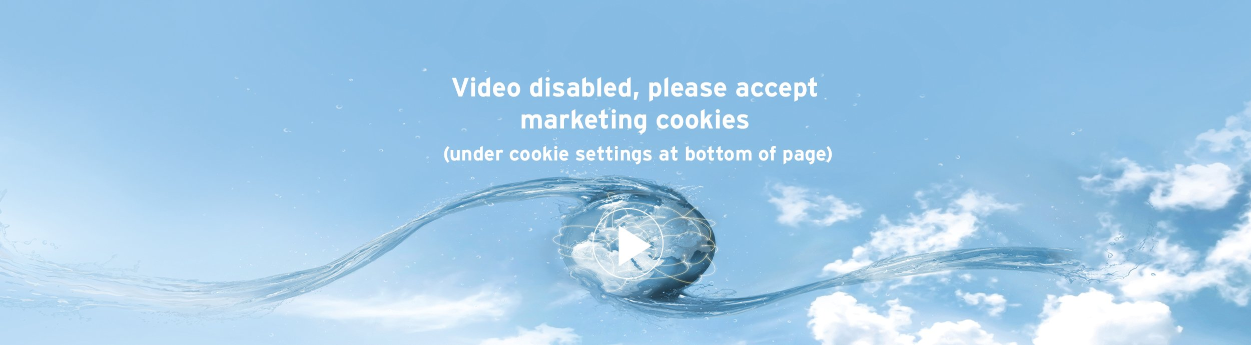 Visual image of placeholder for cookies