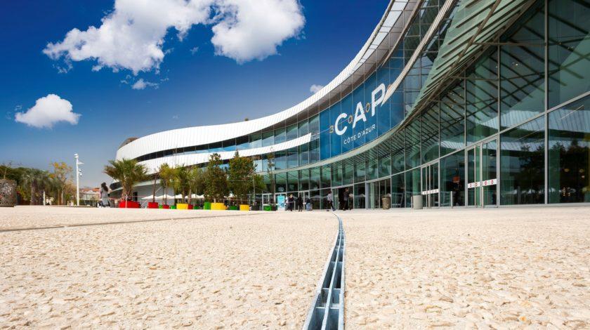 Centre commercial CAP 3000 à Nice