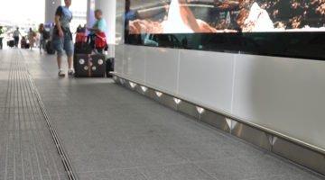 Sicherheit für Reisende am Flughafen Frankfurt