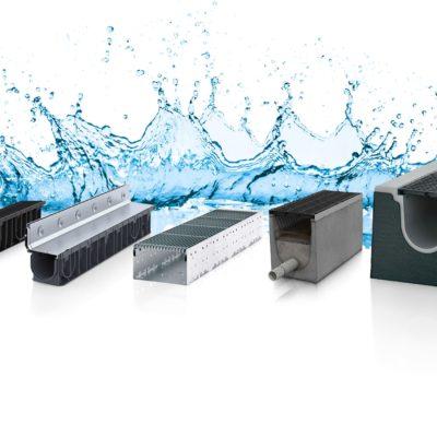 Entwässerungssysteme von HAURATON