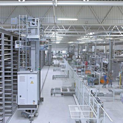 Produktionsgelände HAURATON Ötigheim