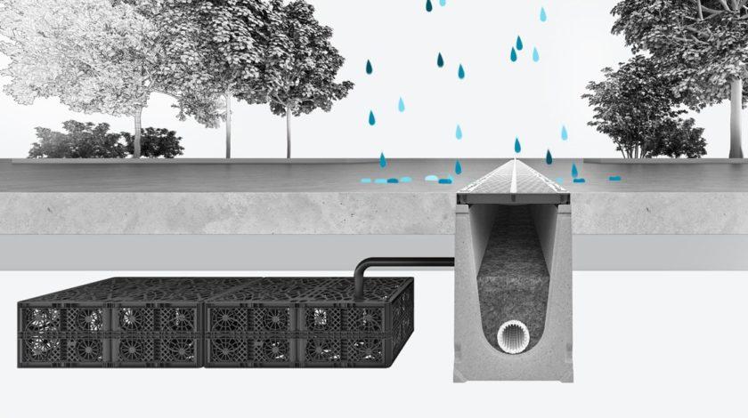 Regenwasserbehandlung & Versickerung
